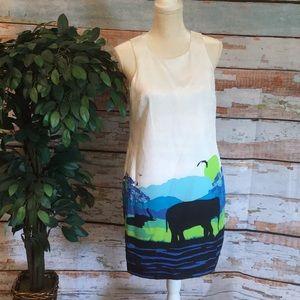 NWOT CROWN & Ivy dress size 4
